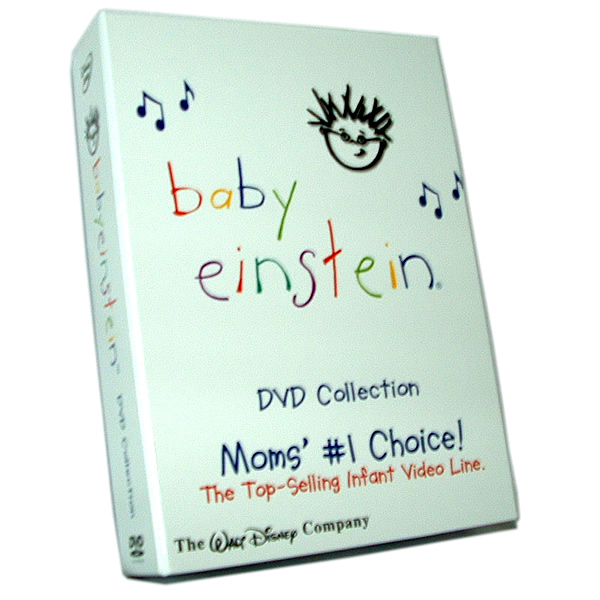 Baby Einstein. . 26 DVD.. . BABYENG: